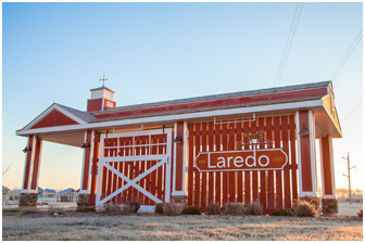 Laredo Entry Feature